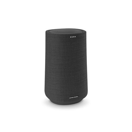 Harman Kardon Citation 100 - Black - The smallest, smartest home speaker with impactful sound - Hero