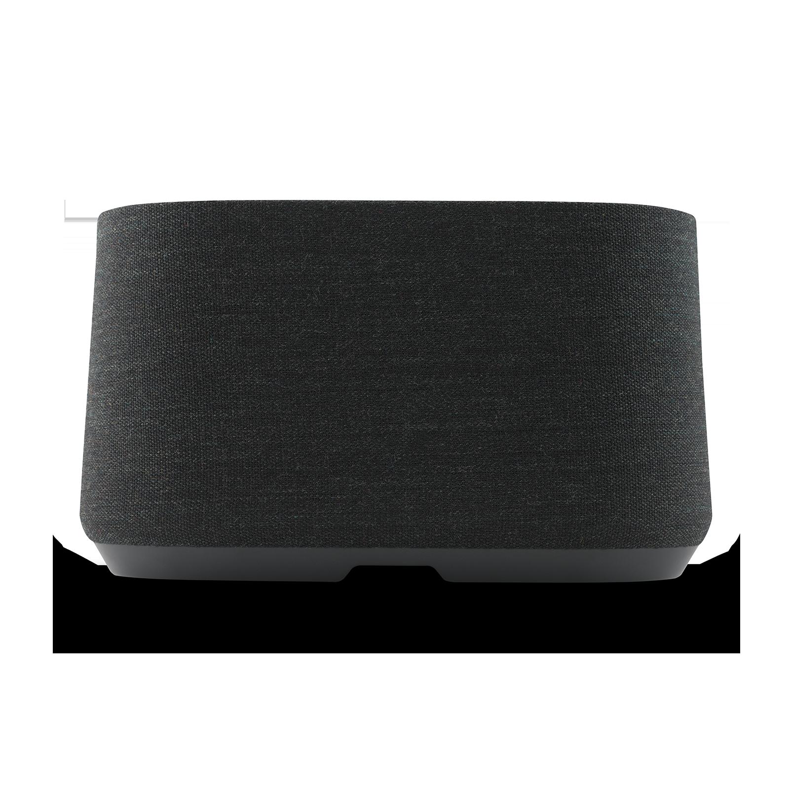 Harman Kardon Citation 300 - Black - The medium-size smart home speaker with award winning design - Back